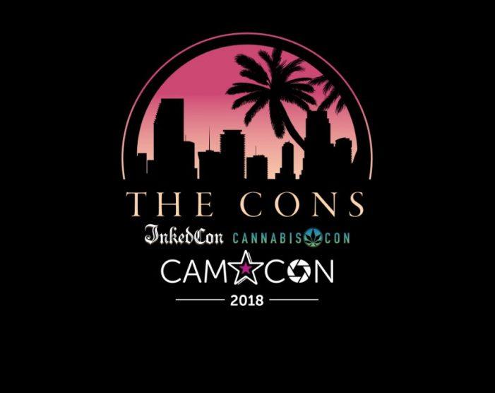 Abella Danger, Asa Akira, Karlee Grey & Gina Valentina Headline The 5th Annual Cam Con