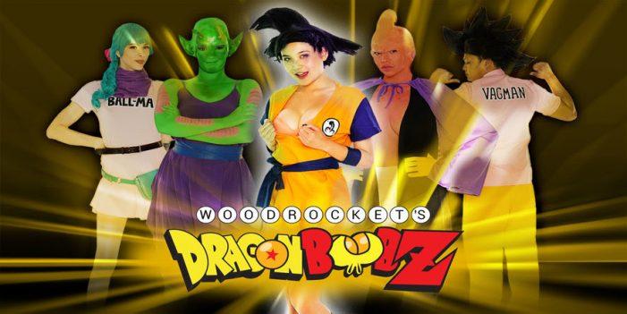 Dragon Ball Z Is Latest WoodRocket Live-Action XXX Parody