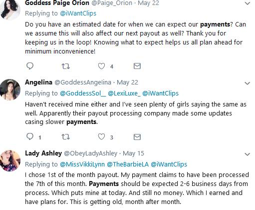 Beware: iWantClips Not Paying Content Producers