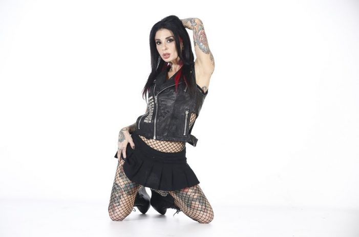 Joanna Angel Lands Guest Column Gig At Men's Health Magazine