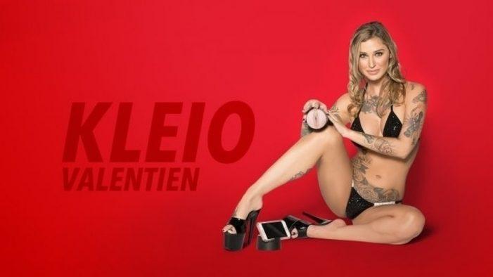 Get Freaky With Kleio Valentien's Pornstar Signature Series Bondage Kit