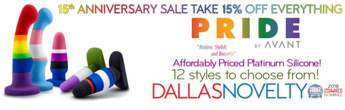 Dalas Novelty Offers15% Off Select Rainbow Products