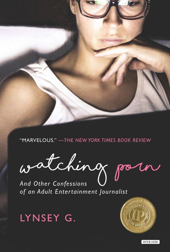 Lynsey G's Memoir 'Watching Porn' Now Available in Paperback