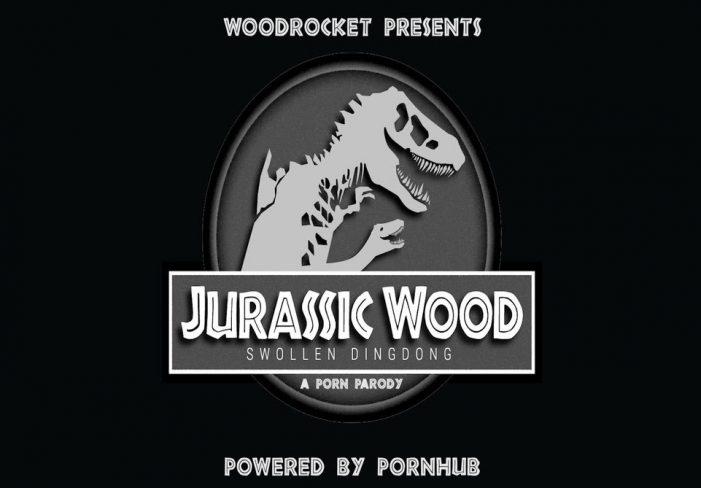 WoodRocket.com Presents Jurassic Wood: Swollen Dingdong