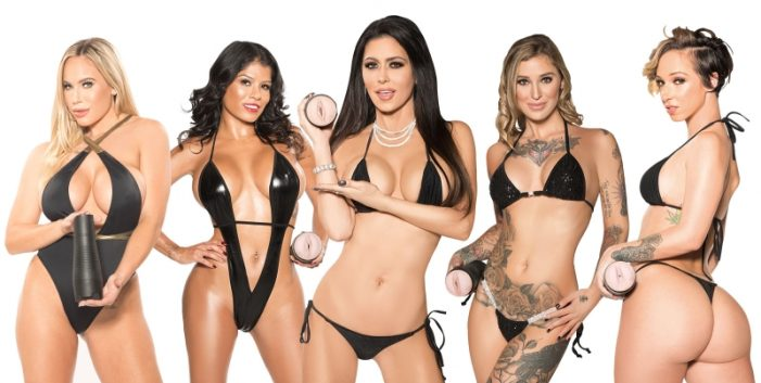 Pornstar Signature Series Strokers Now Available