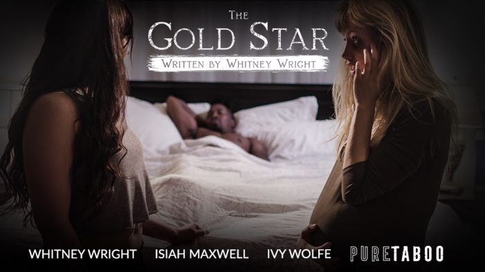 Revenge is Sweet for Whitney Wright in Pure Taboo's The Gold Star