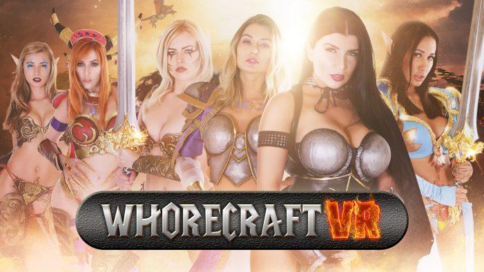 Whorecraft VR Releases New 3D VR Scene
