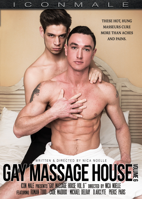 Icon Male Releases 'Gay Massage House 6'