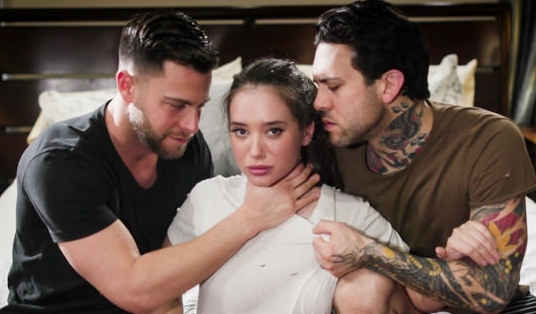 Gia Paige Writes and Performs In First DP Scene for Pure Taboo