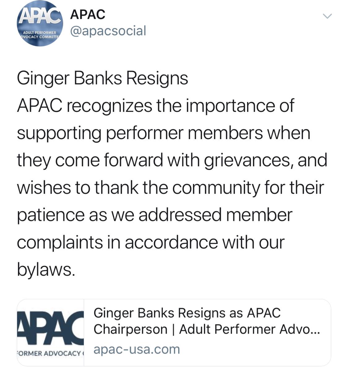 Ginger Banks
