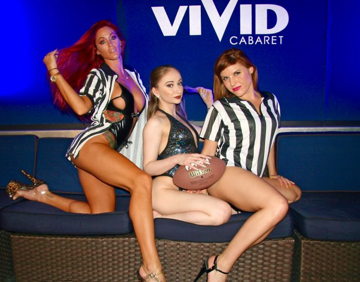 Vivid Cabaret New York Welcomes the Football Season–photos