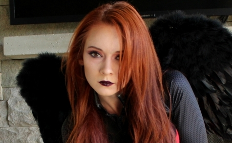 Athena Rayne Planning 31 Days Of Halloween Content Shoots