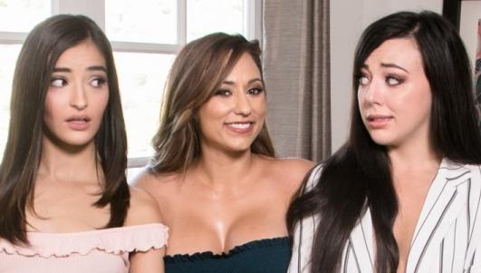 Reena Sky Stars In New GGG Girlsway Scene