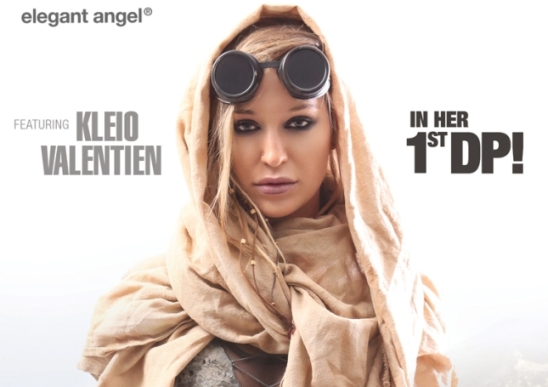 Elegant Angel Releasing Kleio Valentien Showcase 'Squirtwoman Wasteland'