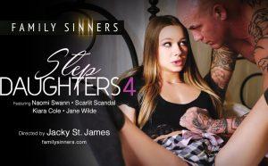 Step Daughters 4