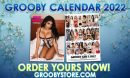 grooby girls calendar