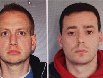 Michael Jones and Reid Fontaine accused of sexually abusing cows