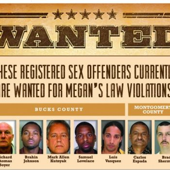 sex offender registry violators