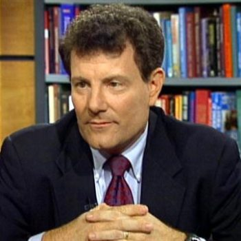 Armed with just his pen, brave knight Nicholas Kristof will save all the women of the world