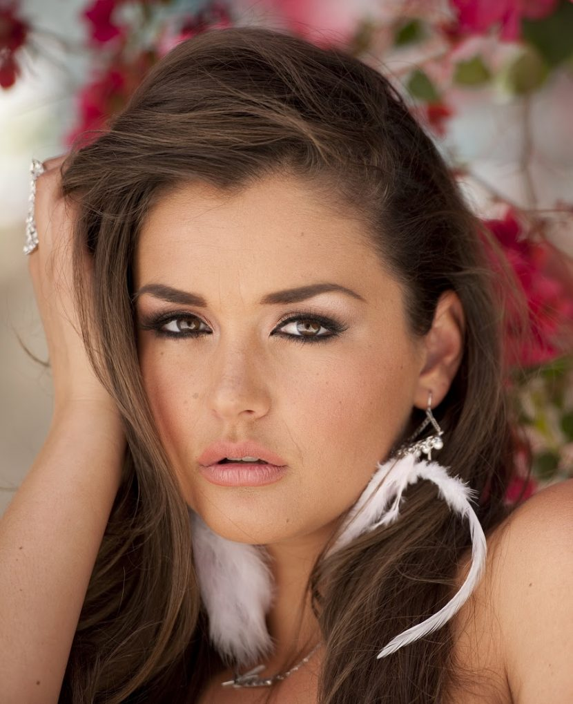 Penthouse Pet Allie Haze