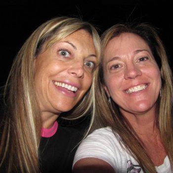 """Shelley Lubben and her """"servant"""" Melanie Davis Dzierba"""