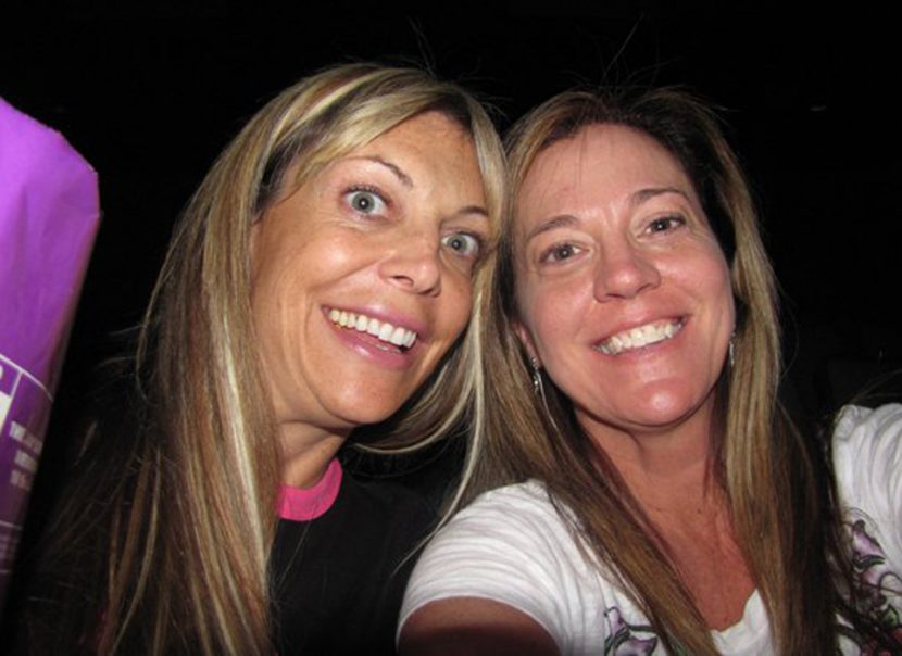 "Shelley Lubben and her ""servant"" Melanie Davis Dzierba"