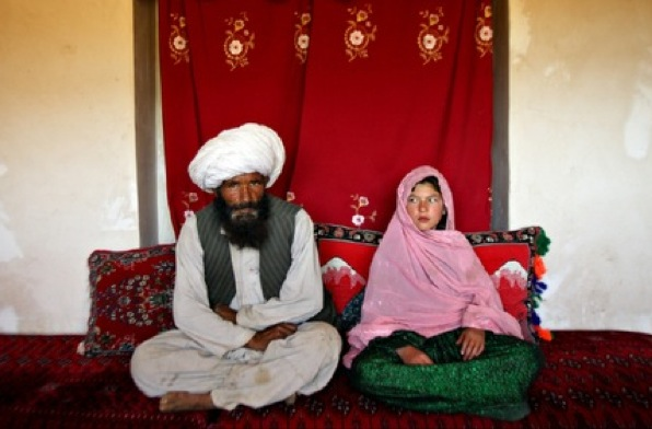 Pakistan's Prohibition of Child Marriages Act stipulates that the age of marriage is 16 for women and 18 for men