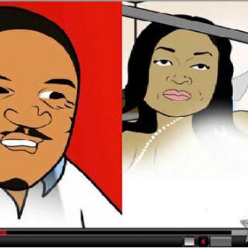 Mimi Faust, Nikko Cartoon Shower Rod Sex Tape Spoof VIDEO