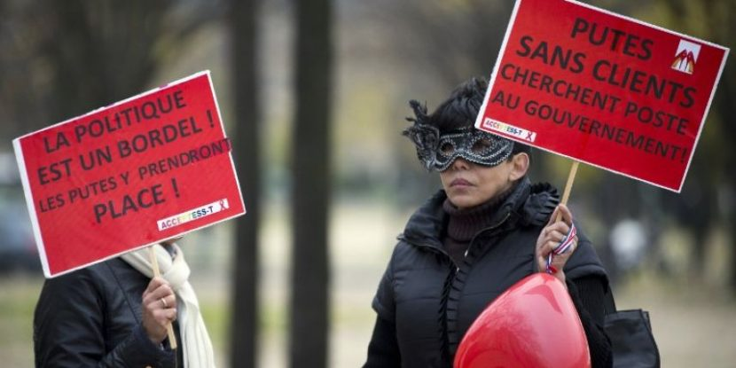 Criminalization of clients of sex workers to be rejected by French Commission on Human Rights