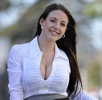 Angela White opens up about La Trobe University sex romp