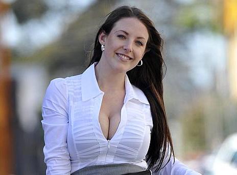 Angela White opens up about La Trobe University sex romp