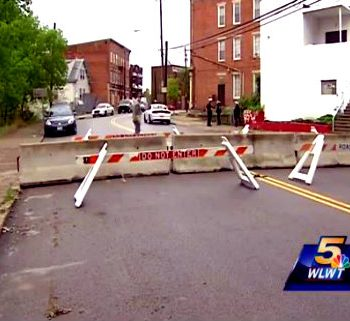 Cincinnati Literally Barricading Roads in Effort to Stop Prostitutes