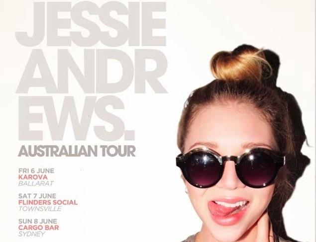 Porn Star / Music Producer Jessie Andrews Announces Australian Tour: MTV