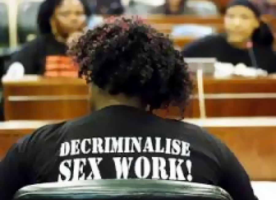Sex workers call on South African government to follow the evidence and decriminalize sex work