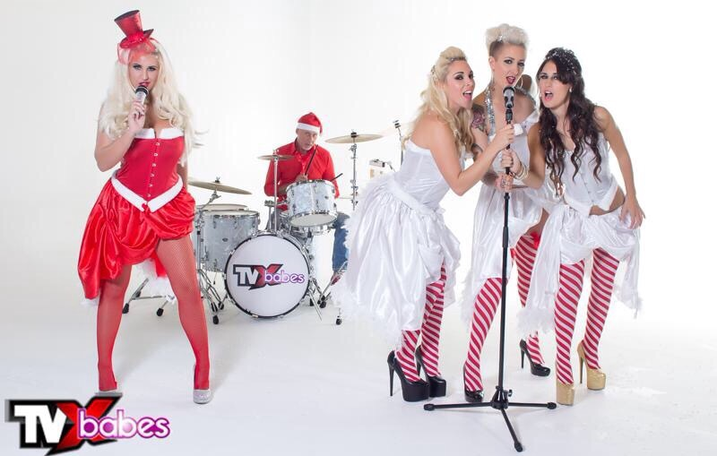 Coming for Christmas: Adult channel Television X launches bid for Christmas number one single