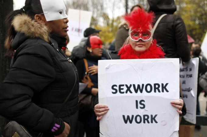 It is time for democracies to include sex workers in policy-making processes: Sonja Dolinsek