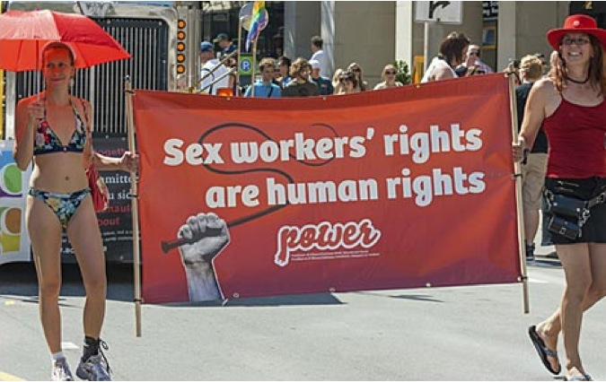 Sex trade should be regulated, not criminalized, to protect health & safety of workers: CPHA