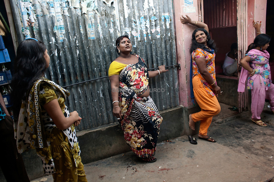 Sex workers in Bangladesh demand social rights