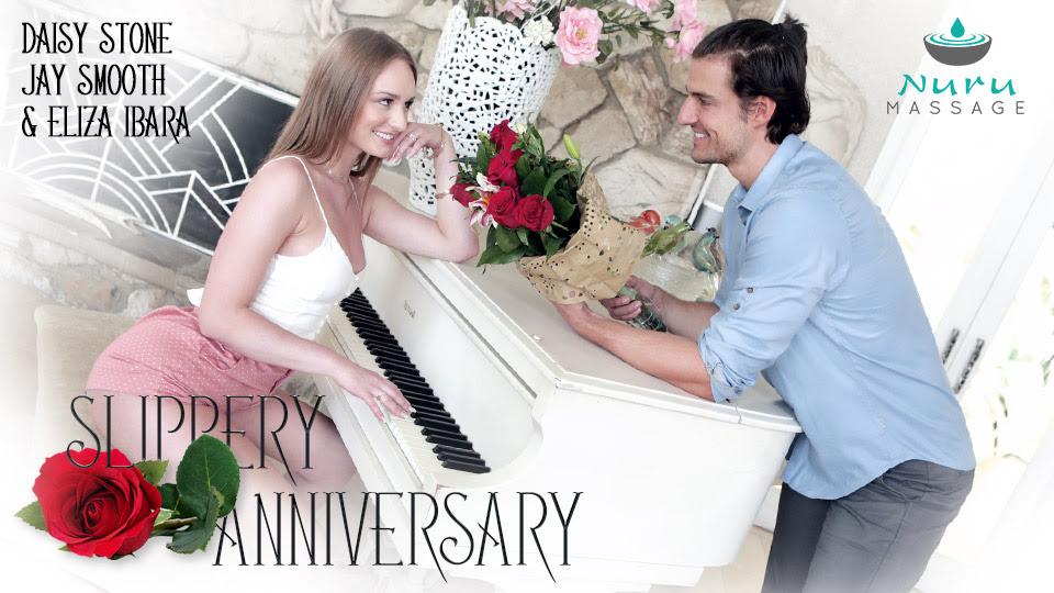 A Slippery Anniversary
