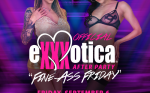 eXXXotica weekend