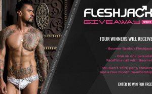 Fleshjack Giveaway